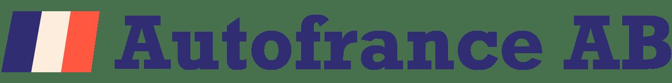 Autofrance logga